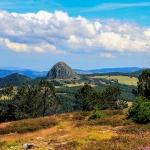 Le célèbre Mont Gerbier