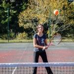 Terrain de tennis du Béagee