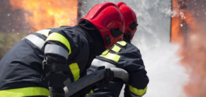 pompiers le béage